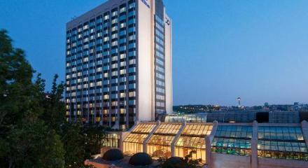 Hilton Hotel in Ankara
