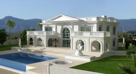 White House Property in Turkey