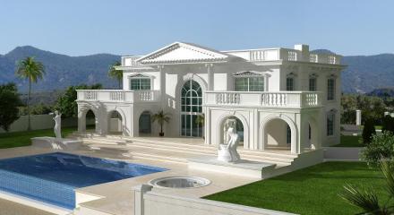 White House Property in Turkey