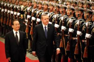 Wen Jiabao, Recep Tayyip Erdogan
