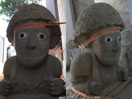 Statue of Hittite